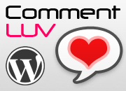 commentluv wordpress