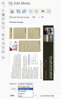 image editor wordpress